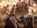 Вторжение Гигантов / Attack on Titan [ 2 сезон 12 серия ]