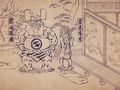 Sengoku Choujuu Giga: Kou / Карикатурные Упыри Сенгоку [ 7 серия ]
