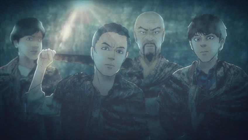 Kagewani: Shou / Kagewani: Act 2 / Кагэвани [ сезон 2 / серия 8 ]