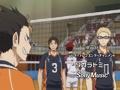 Haikyuu Karasuno Koukou VS Shiratorizawa Gakuen Koukou / Haikyuu 3 / Волейбол [ сезон 3 / серия 4 ]