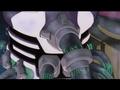 Робот Геттер OVA / Shin Getter Robo tai Neo Getter Robo [ 3 серия ]