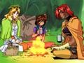 Воин волшебник Луи / Rune Soldier / Mahou Senshi Riui [ 11 серия ]