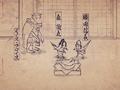 Карикатурные Упыри Сенгоку 2 / Sengoku Wildlife Caricatures 2 / Sengoku Choujuu Giga : Otsu [ 2 сезон 6 серия ]