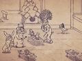 Sengoku Choujuu Giga: Kou / Карикатурные Упыри Сенгоку [ 13 серия ]