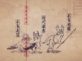 Карикатурные Упыри Сенгоку 2 / Sengoku Wildlife Caricatures 2 / Sengoku Choujuu Giga : Otsu [ 2 сезон 3 серия ]