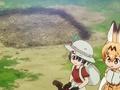 Ушастые друзья / Kemono Friends [ 11 серия ]