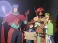 Воин волшебник Луи / Rune Soldier / Mahou Senshi Riui [ 5 серия ]