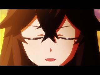 Inou Battle / Когда сверхъестественные битвы становятся обычным делом  [ 3 серия ]