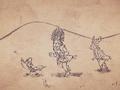 Карикатурные Упыри Сенгоку 2 / Sengoku Wildlife Caricatures 2 / Sengoku Choujuu Giga : Otsu [ 2 сезон 5 серия ]
