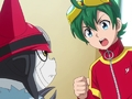 Вселенная дигимонов монстры из приложения / Digimon Universe: Appli Monsters [ 10 серия ]