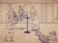 Карикатурные Упыри Сенгоку 2 / Sengoku Wildlife Caricatures 2 / Sengoku Choujuu Giga : Otsu [ 2 сезон 2 серия ]