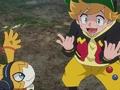 Вселенная дигимонов монстры из приложения / Digimon Universe: Appli Monsters [ 11 серия ]