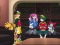 Вселенная дигимонов монстры из приложения / Digimon Universe: Appli Monsters [ 15 серия ]
