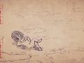 Карикатурные Упыри Сенгоку 2 / Sengoku Wildlife Caricatures 2 / Sengoku Choujuu Giga : Otsu [ 2 сезон 7 серия ]