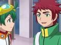 Вселенная дигимонов монстры из приложения / Digimon Universe: Appli Monsters [ 18 серия ]