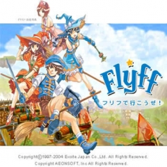Online MMORPG Flyff: Fly For Fun