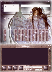 Anime skins for winamp Ah! My Goodes - Angels Prayer - Winamp Skin