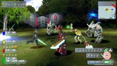 Игры для PSP Phantasy Star Portable (Demo)