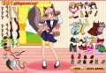 Cute Cat Girl dressup | Аниме игры | Anime games