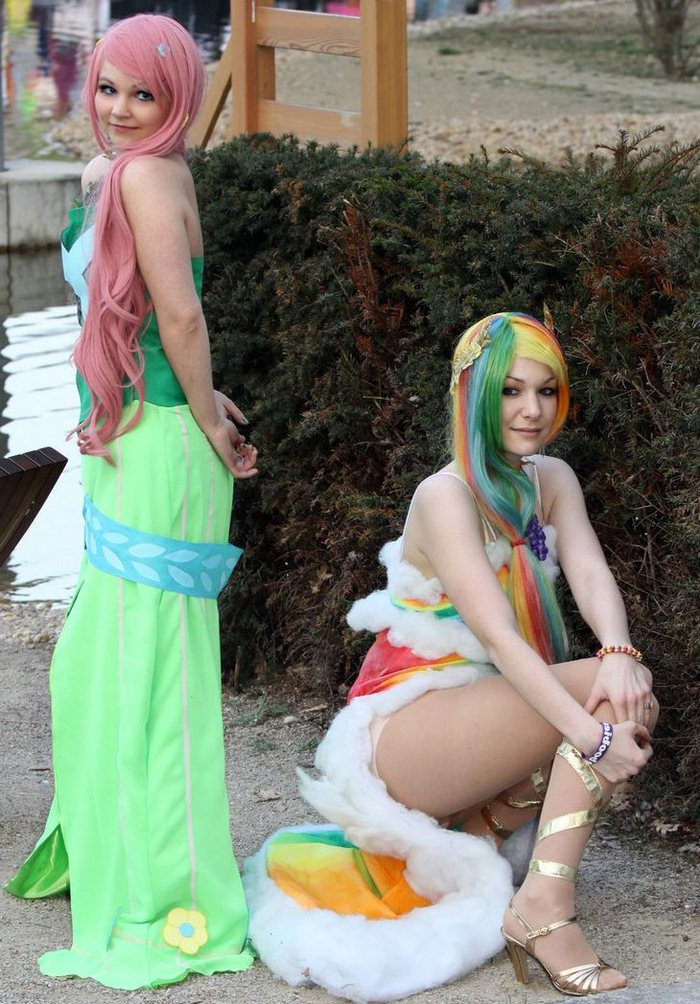 Top 50 *** iest Cosplay Girls of June 2012 (50 pics)