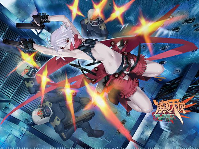 Burst Angel (Bakuretsu Tenshi)