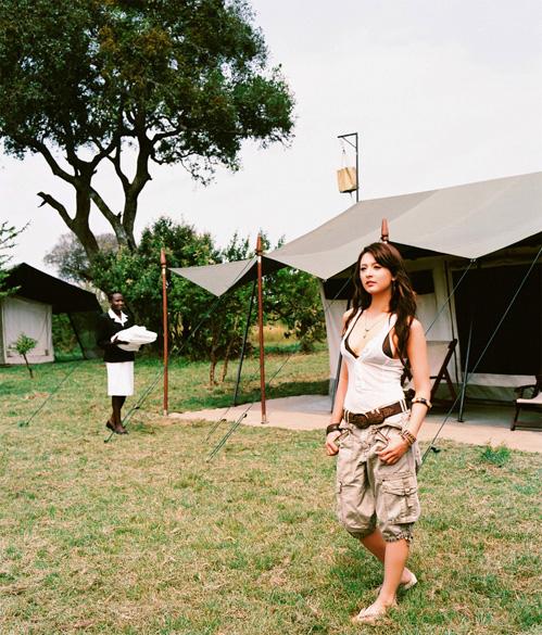 Leah Dizon Kenya