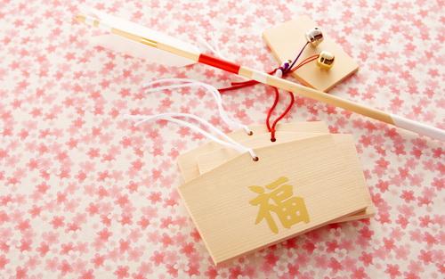 фотографии японский новый год аксессуары - 68