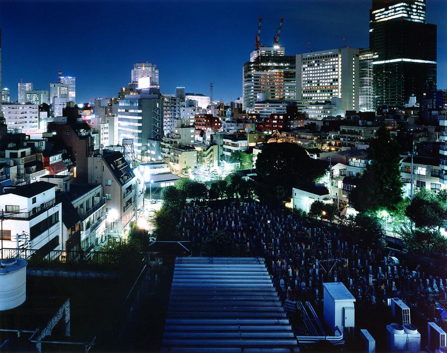 фотография ночной токио япония - 14
