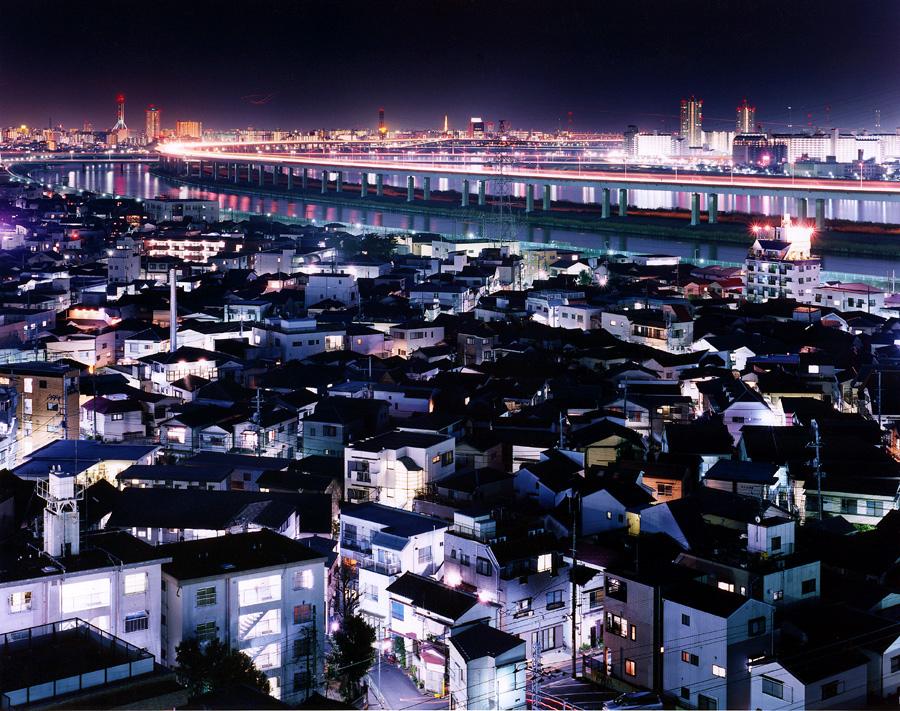 фотография ночной токио япония - 15