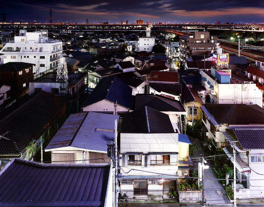 фотография ночной токио япония - 17