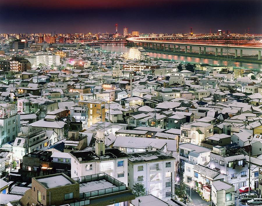 фотография ночной токио япония - 18