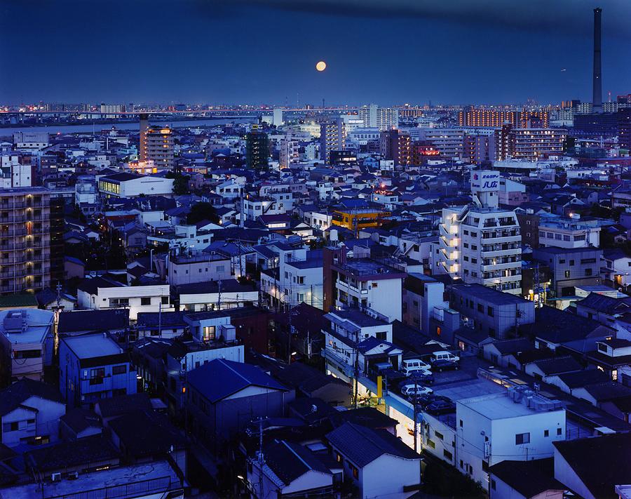 фотография ночной токио япония - 21