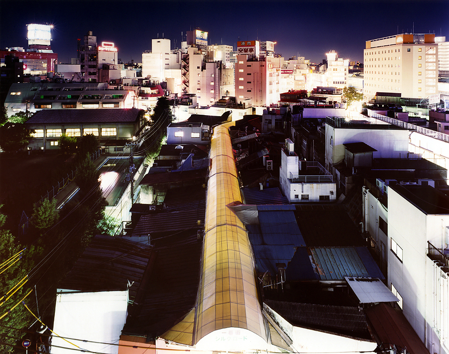 фотография ночной токио япония - 3