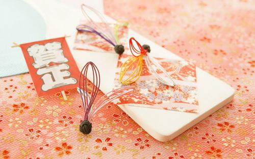 фотографии японский новый год аксессуары - 1