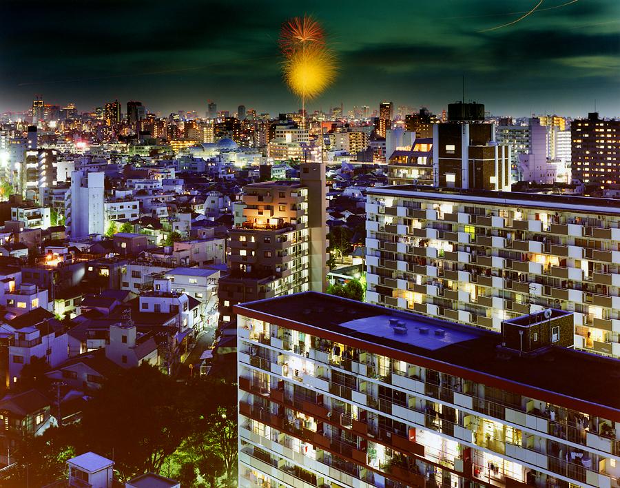 фотография ночной токио япония - 4