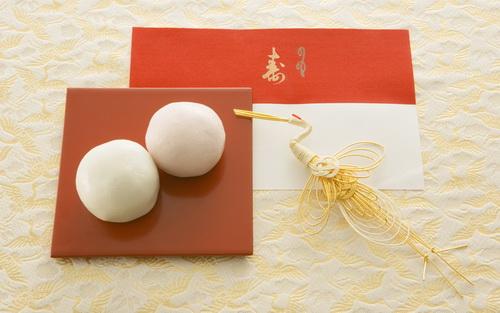 фотографии японский новый год аксессуары - 8