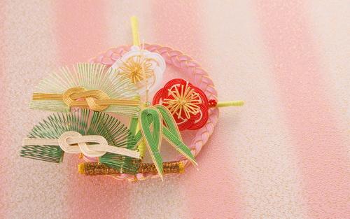 фотографии японский новый год аксессуары - 11