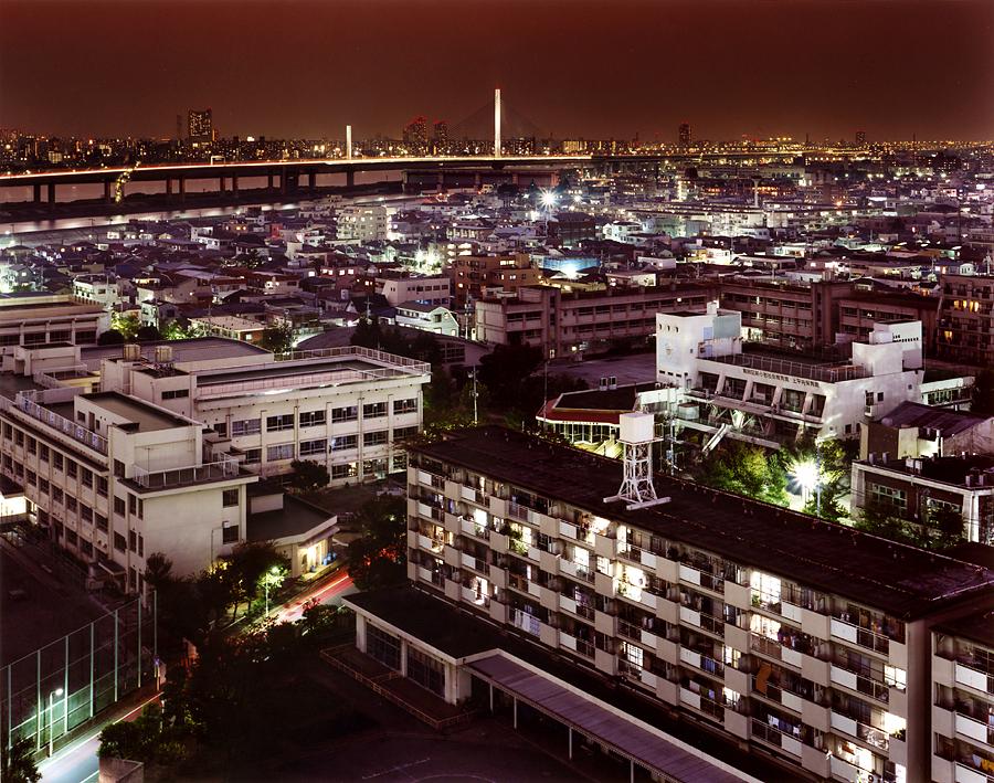 фотография ночной токио япония - 5