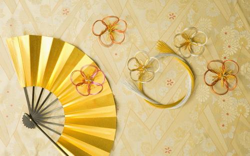 фотографии японский новый год аксессуары - 21