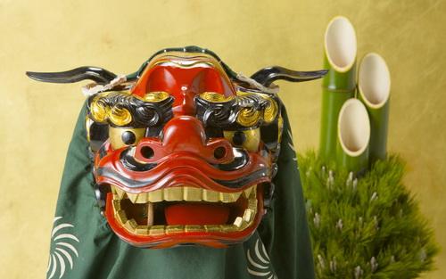 фотографии японский новый год аксессуары - 22