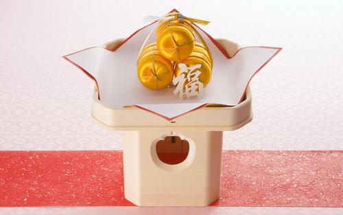 фотографии японский новый год аксессуары - 24
