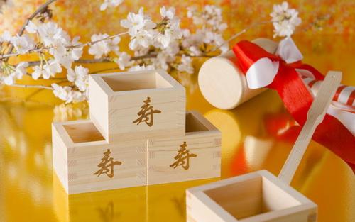 фотографии японский новый год аксессуары - 26
