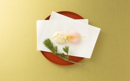 фотографии японский новый год аксессуары - 51