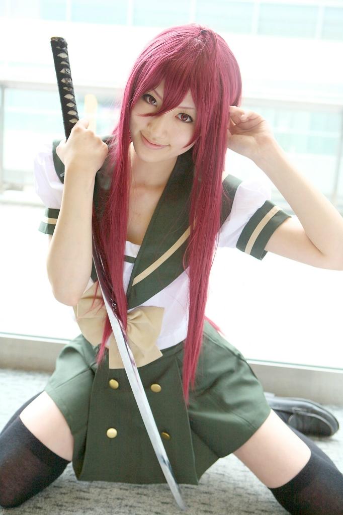 косплей девушки cosplay girls anime аниме