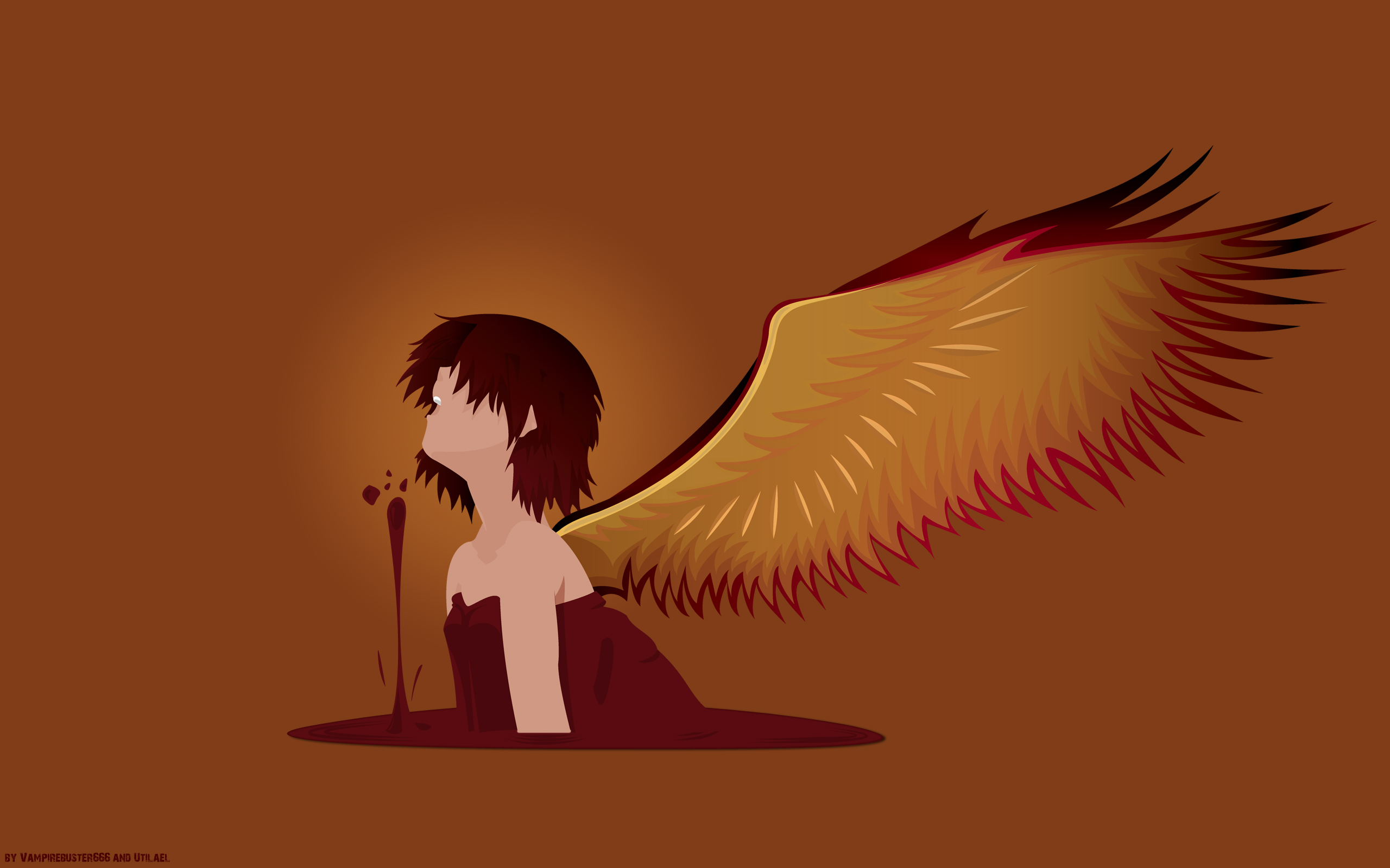 anime wallpapers Haibane Renmei