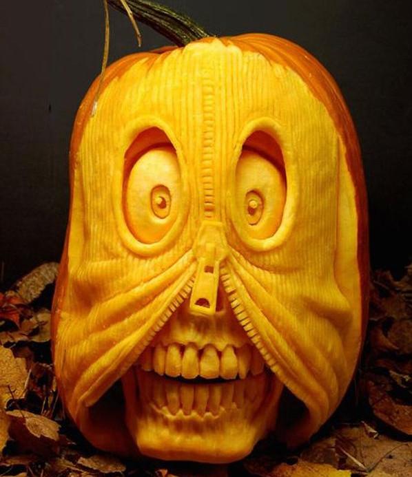 тыква к хеллоуину , хелуину своими руками