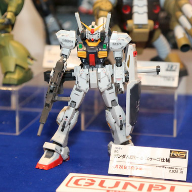 Anime Contents EXPO 2012 Part 3: Volks, Bandai, Gift, Cospa