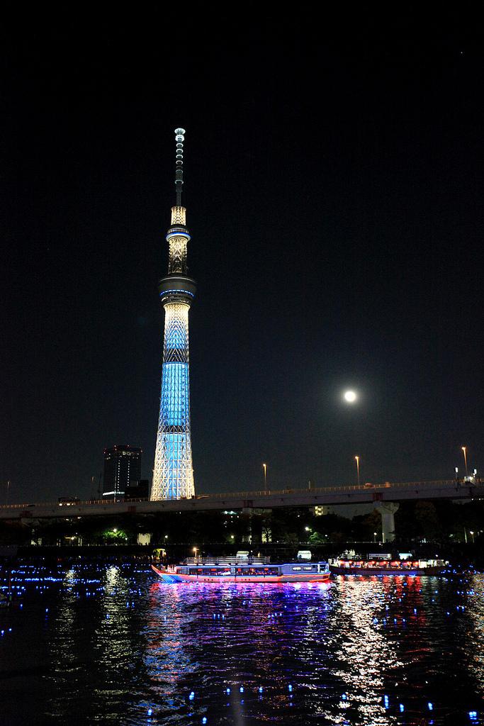 東京ホタル TOKYO HOTARU FESTIVAL 2012#4