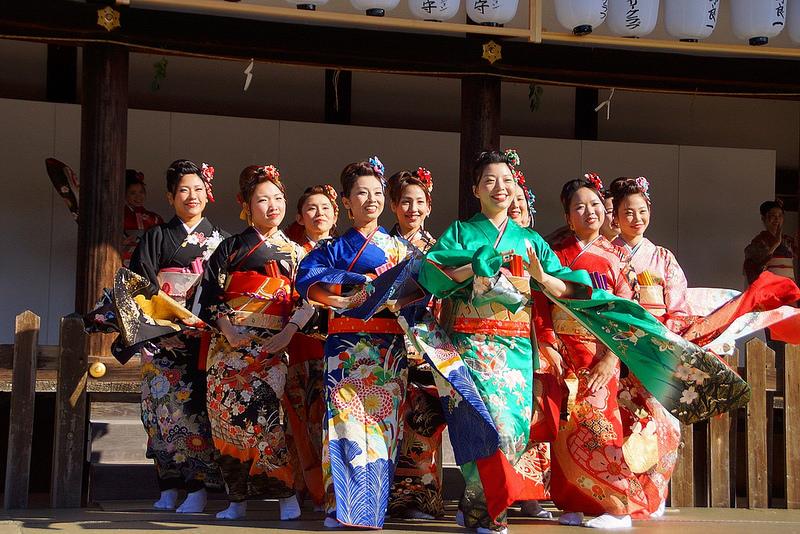 京着物で集う園遊会(小町踊り子隊-A)-23