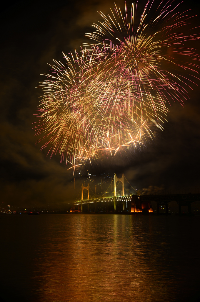 Busan Fireworks - G